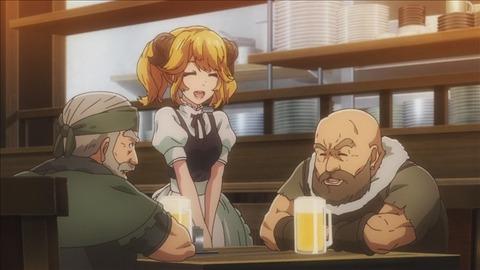 【異世界食堂】9話みんなの感想まとめ 揚げ物と冷えたビールにドワーフ大満足