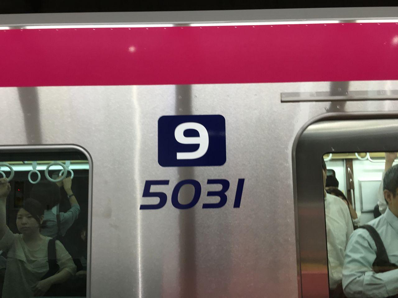運用 系 京王 5000