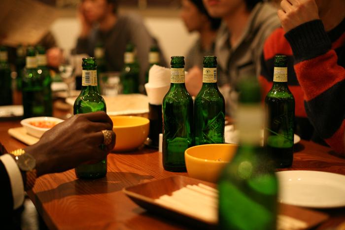 ハートランドの瓶!緑・みどり・ミドリ