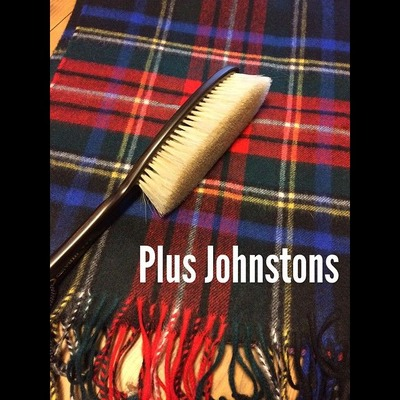ジョンストンズのクリーニング