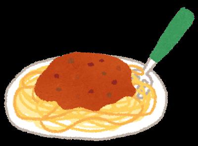 パスタ 1800円サラダ・パン付き←これwwwwwwww