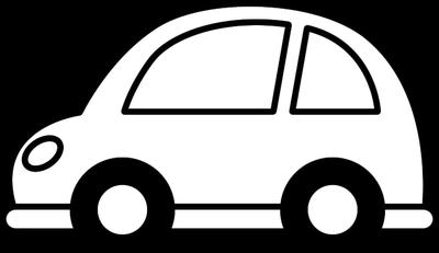 car-01-shirokuro