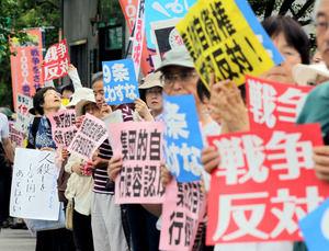 『日本の集団的自衛権行使容認』について各国の反応をまとめた産経ニュースの画像が面白いwww