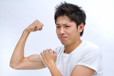 力士は筋肉の塊←これ