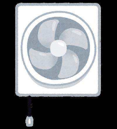【画像】換気扇のスイッチに書かれているマークがどう見てもアレな件wwww