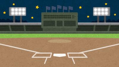 【画像】野球中継を見てたら凄い発見をしてしまったんだがwwww