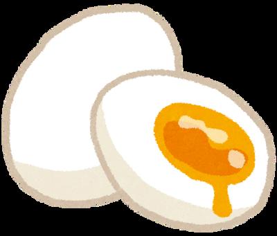 【画像】ゆで卵を好みの固さに作れる時間表が便利すぎるwwww