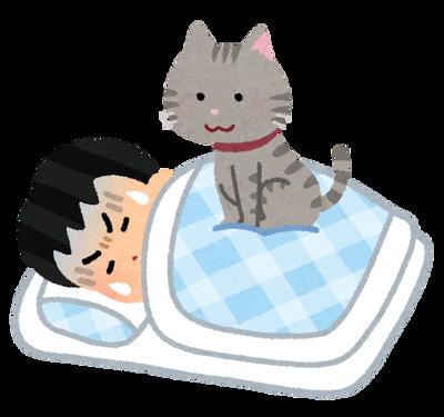 【画像】回復体位で寝るとグッスリ眠れるけど、問題が一つあるんだよな……