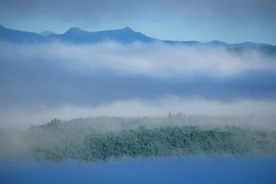 【画像】福島の霧幻峡、カッコ良すぎる光景がこちらwwww