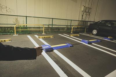 車のバック駐車で線の真ん中に停めるコツ教えて!!!!