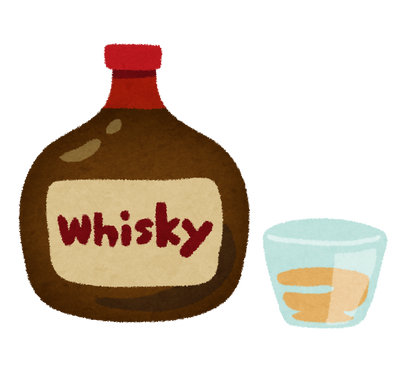 まずいウイスキーの処分方法なんかある?