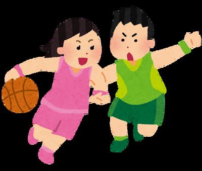 【バスケ】大谷翔平がバスケットやってたらNBA余裕だったよな