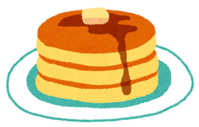 【画像】まるで星屑が溢れたようなパンケーキがかなりインスタ映えしそうな件wwww