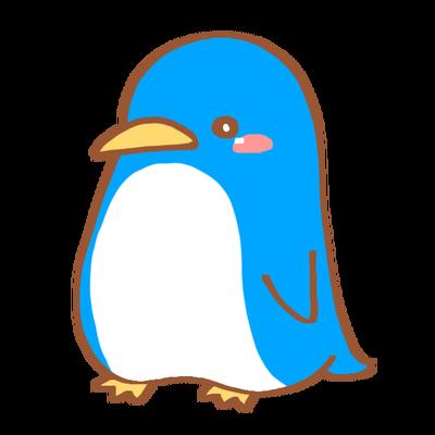 illustrain02-penguin05