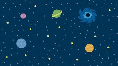 宇宙が無限に存在するとして物質の量少ないのはなぜ?