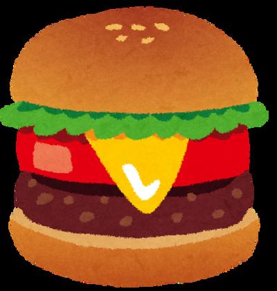 彡(^)(^)「ハンバーグってなんやねんwwwハンバーガー、な」