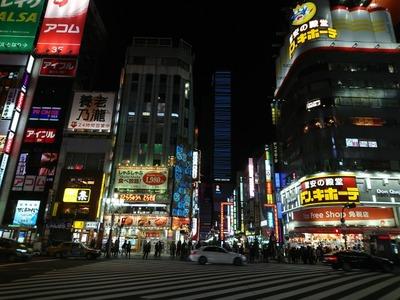 【朗報】ワイ、新宿に引っ越す