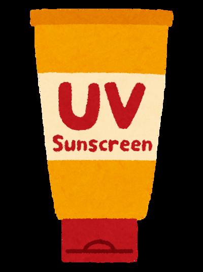 【画像】日焼け止めの効果を体を張って調査した結果wwww