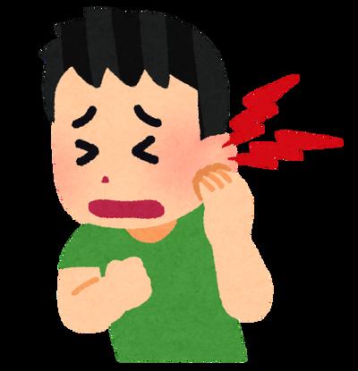 【閲覧注意】俺の耳の中に虫がいてワロタwwww【画像】