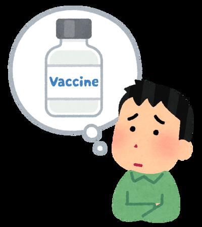 世間「ワクチン打とう!怖くないよ!」ワイ「ほーん、なら打つか」
