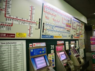【速報】東京の路線図、凄すぎる