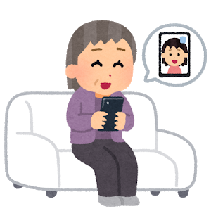 smartphone_video_phone_oldwoman_girl