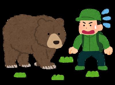 【驚愕】人間様、安全に登山がしたいとかいう理由で山に住むクマを駆除しろと言い出す
