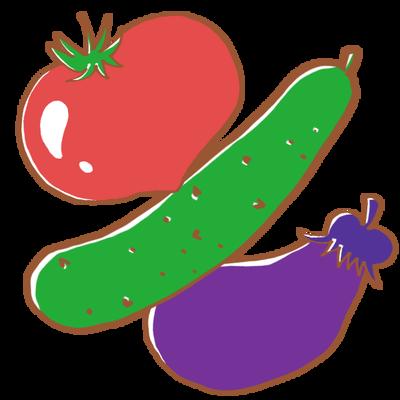 illustrain02-vegetable10