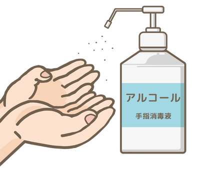 alcohol-disinfection-hand