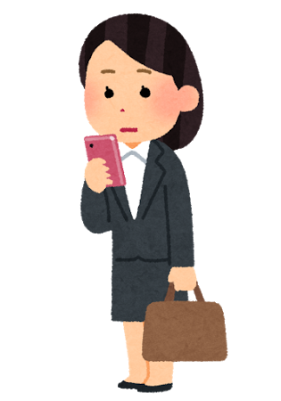 smartphone_businesswoman_stand.png