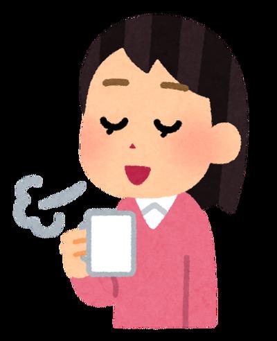 coffee_ippuku_woman1