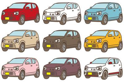 いい歳して軽自動車やコンパクトカーって悲しくならないの?