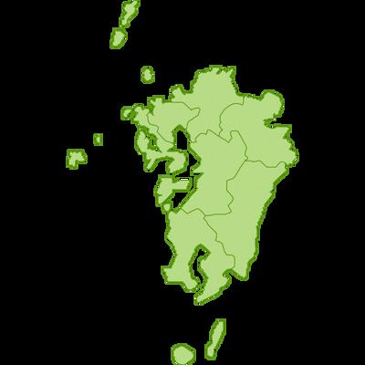 map-kyushu