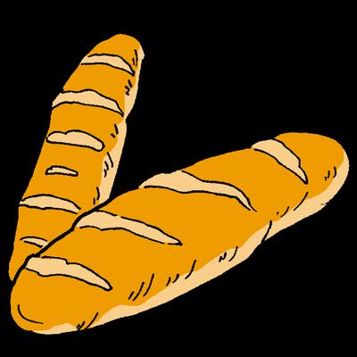 illustrain04-bread01