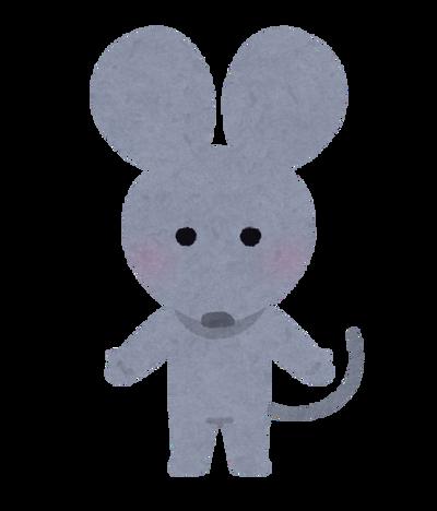 【画像】新宿歌舞伎町のネズミ、取っ組み合いの喧嘩をするwwww