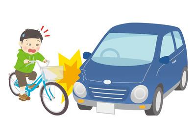 【緊急】さっき自転車で交差点渡ろうとしたら車が急に侵入してきて接触してコケたんだが!!!
