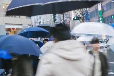 【愕然】東京の人、当然のように傘を盗む