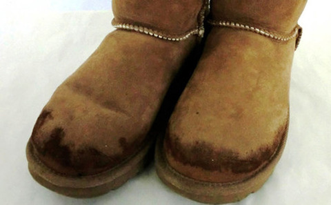 靴ブーツスニーカークリーニング⑦