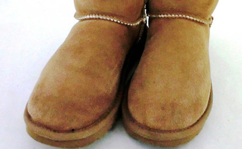 靴ブーツスニーカークリーニング⑥