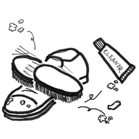 靴磨きのイロハ1-1