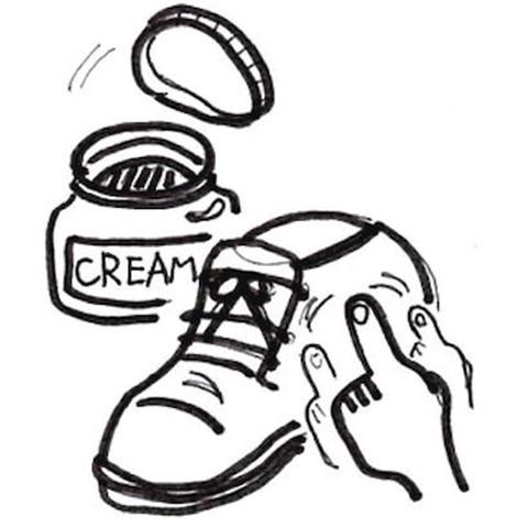 靴磨きのイロハ1-2