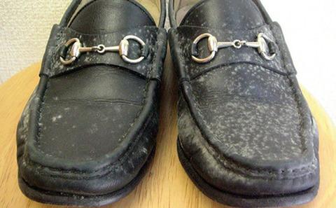 靴ブーツスニーカークリーニング④