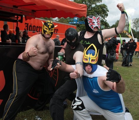 The-Mexican-Wrestlers