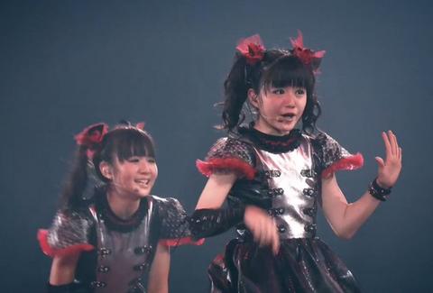 【BABYMETAL】東京ドームLV、テイルズのゆいもあダンスはどうだった?