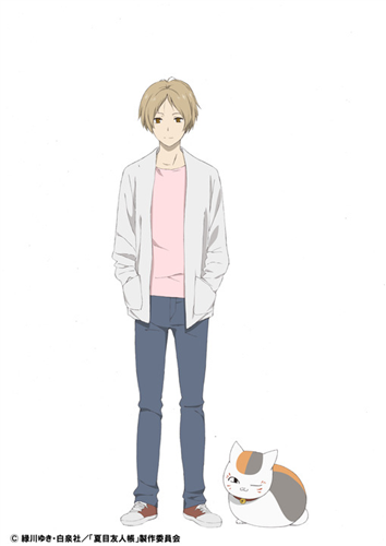 夏目友人帳:テレビアニメ第5期が10月スタート 夏目とニャンコ先生の新ビジュアルも