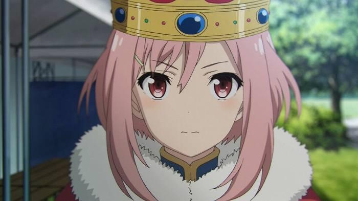 【サクラクエスト】 第3話 キャプ感想 由乃ちゃんも国王を1年する覚悟を決める、これからが本番だ!?