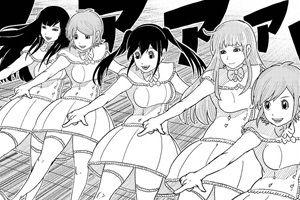 柴田ヨクサル、『妖怪番長』の最終回にプリマックスを登場させるwww