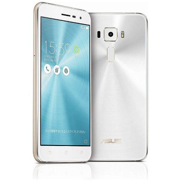 ASUS ZenFone 3 SIMフリースマホ ZE520KL 3色が15,984円