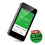 【値下げ&5%OFF!】GlocalMe G3 - 4G LTE通信対応SIMフリーモバイルWiFiルータ(1.1GB Globalデータパック付き) - 安値世界一への挑戦