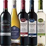 ★【さらにクーポンで25%OFF】【カリフォルニアの代表5品種別飲み比べ】ベリンジャーワインセット [ 赤ワイン ミディアムボディ アメリカ合衆国 750mlx5本 ]が特価!